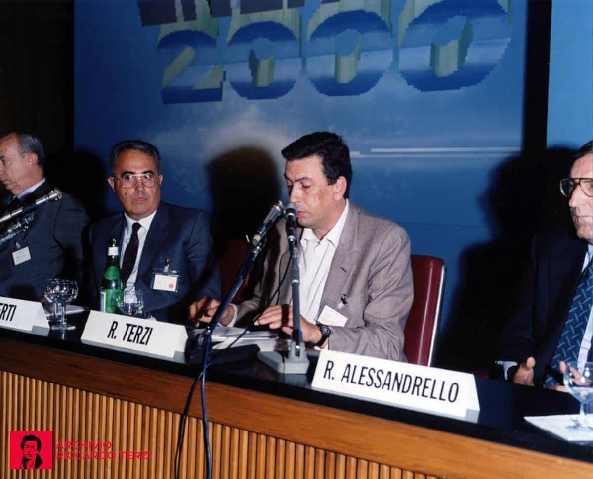 Congresso Energia 2000 (Milano 19 settembre 1988)