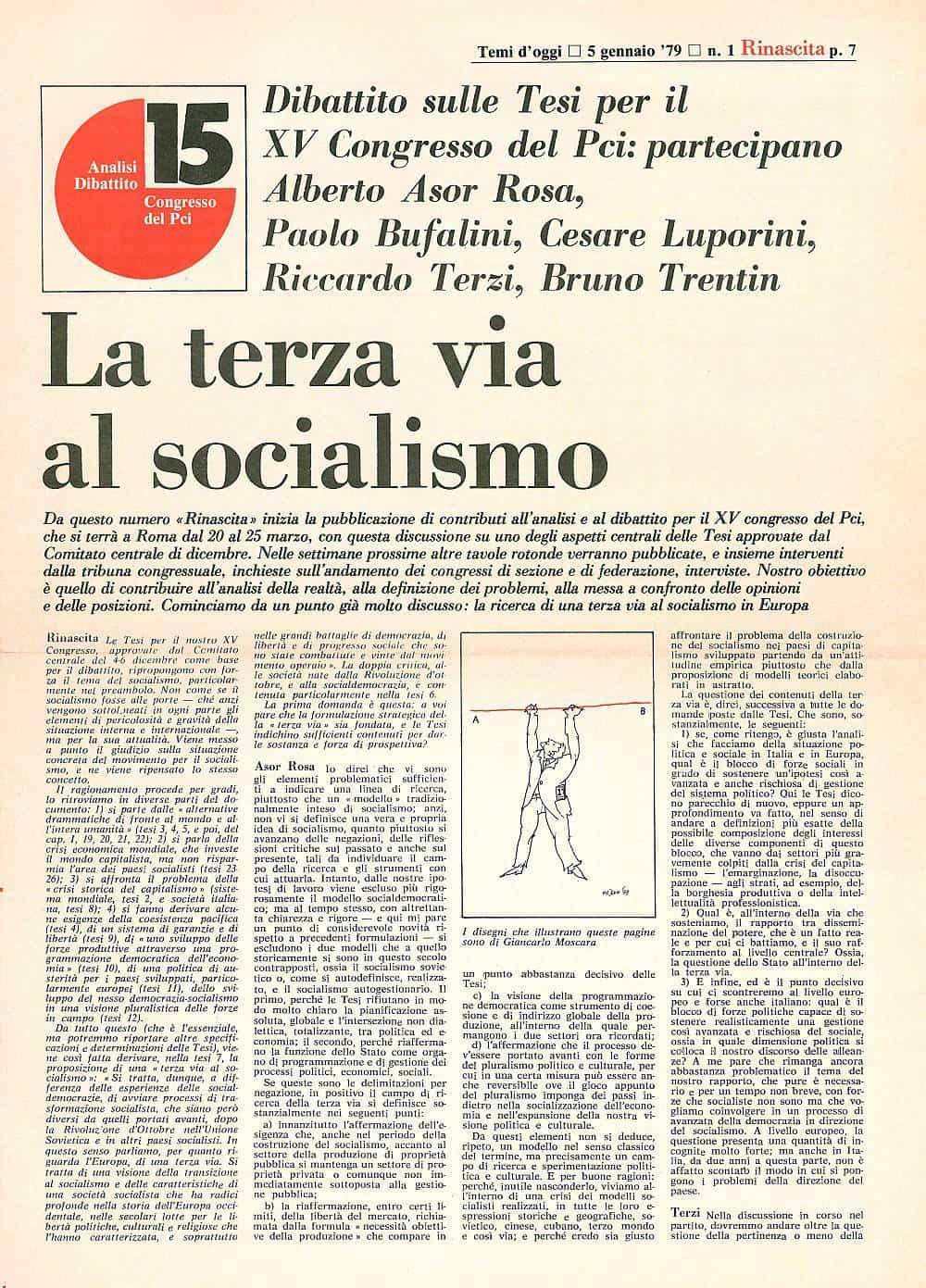 G33 - La terza via al socialismo