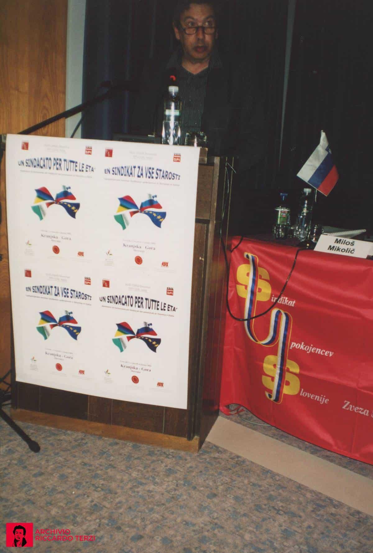 Un sindacato per tutte le età (Seminario Slovenia, 3-4 giugno 2004)