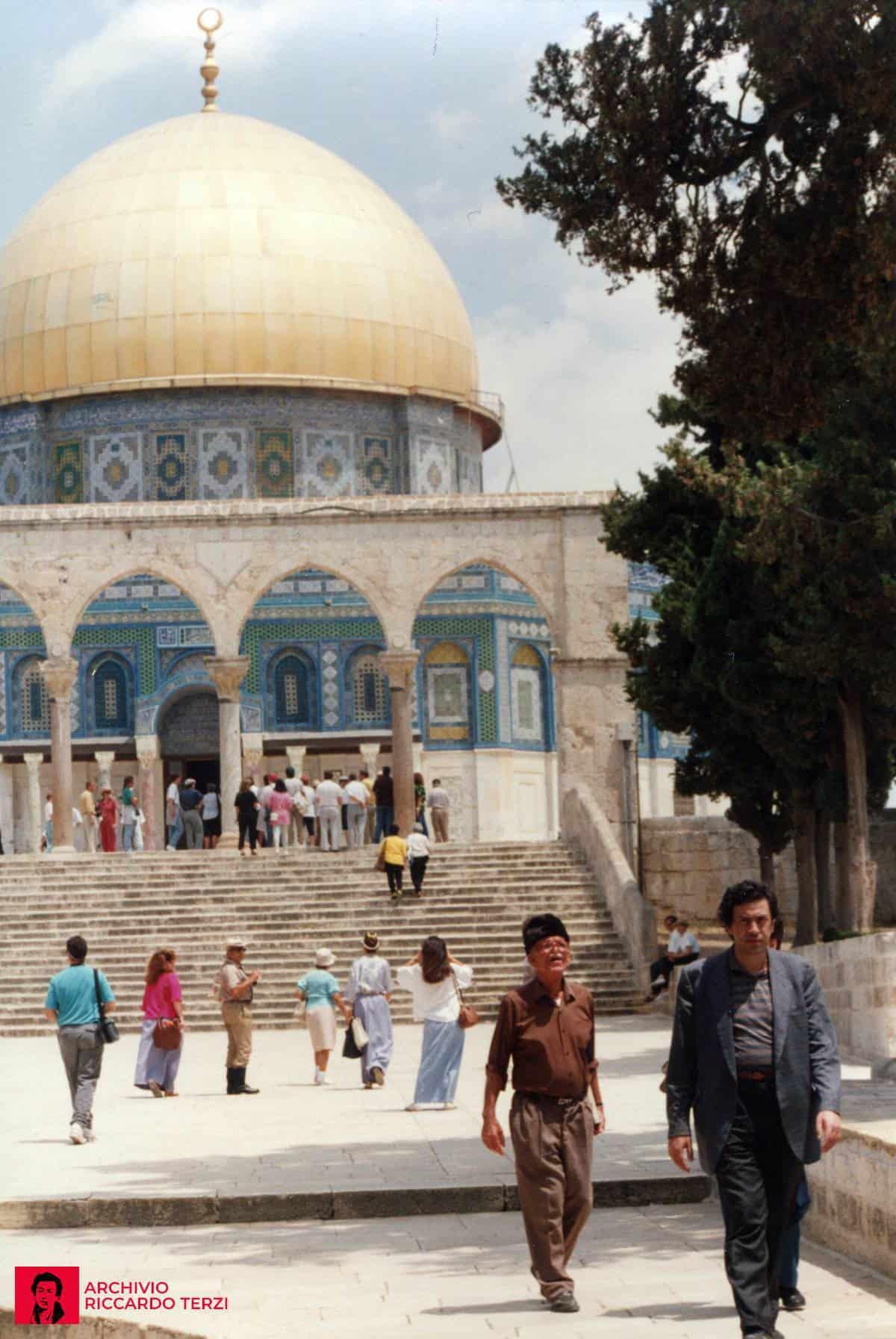 Gerusalemme, Cupola della Roccia (1991)