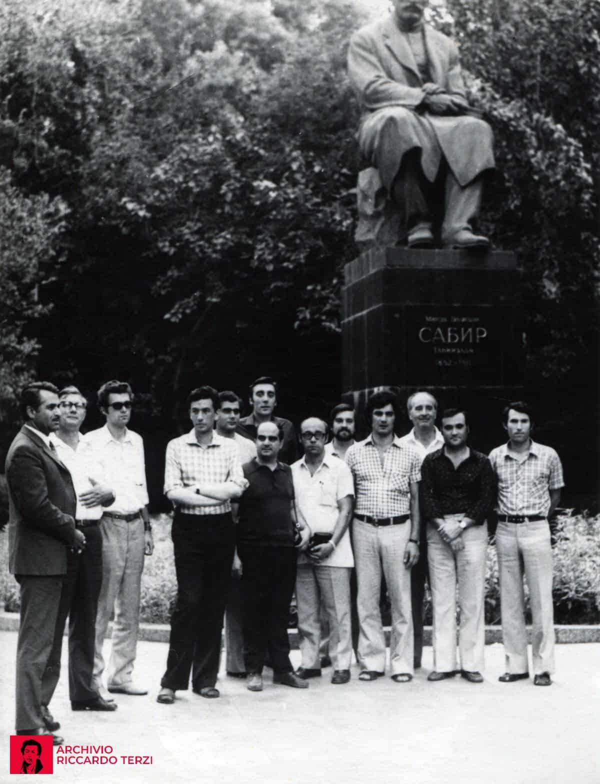 URSS, Baku (agosto 1974)