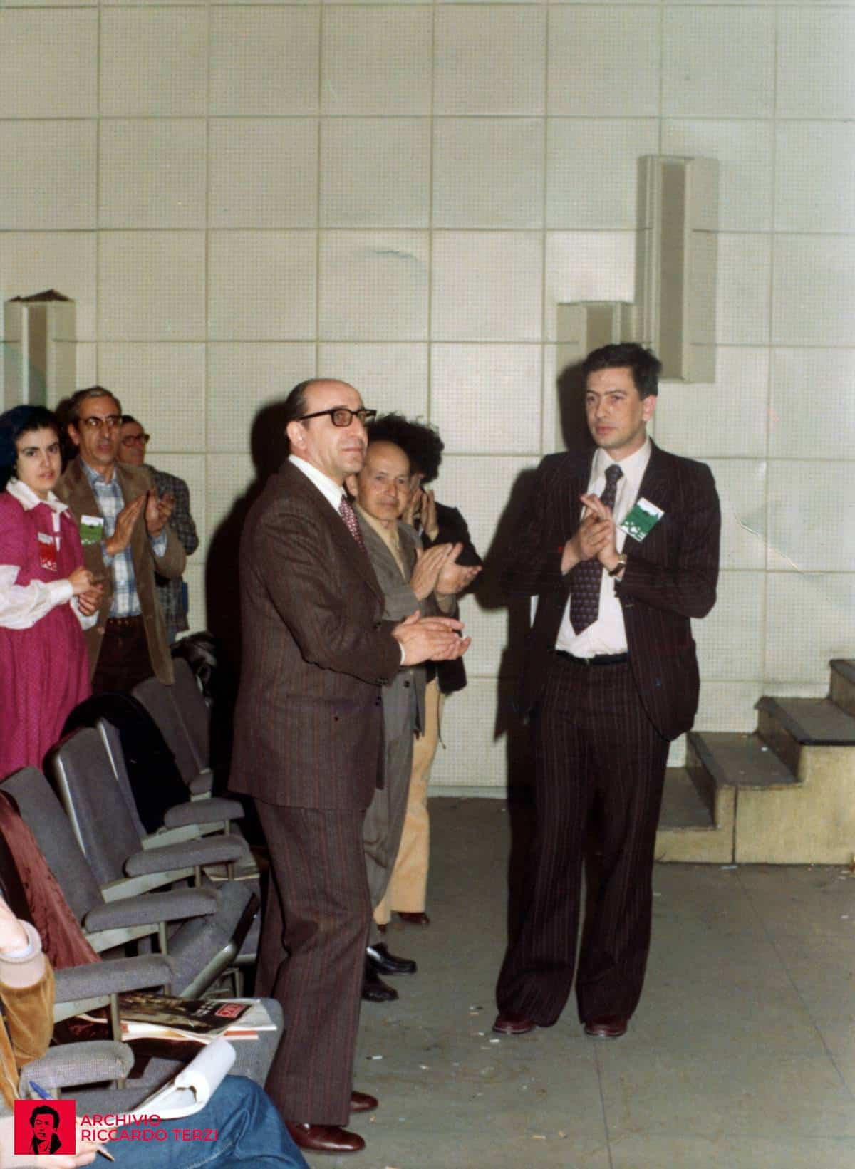 Congresso Provinciale PCE (Madrid 1978)