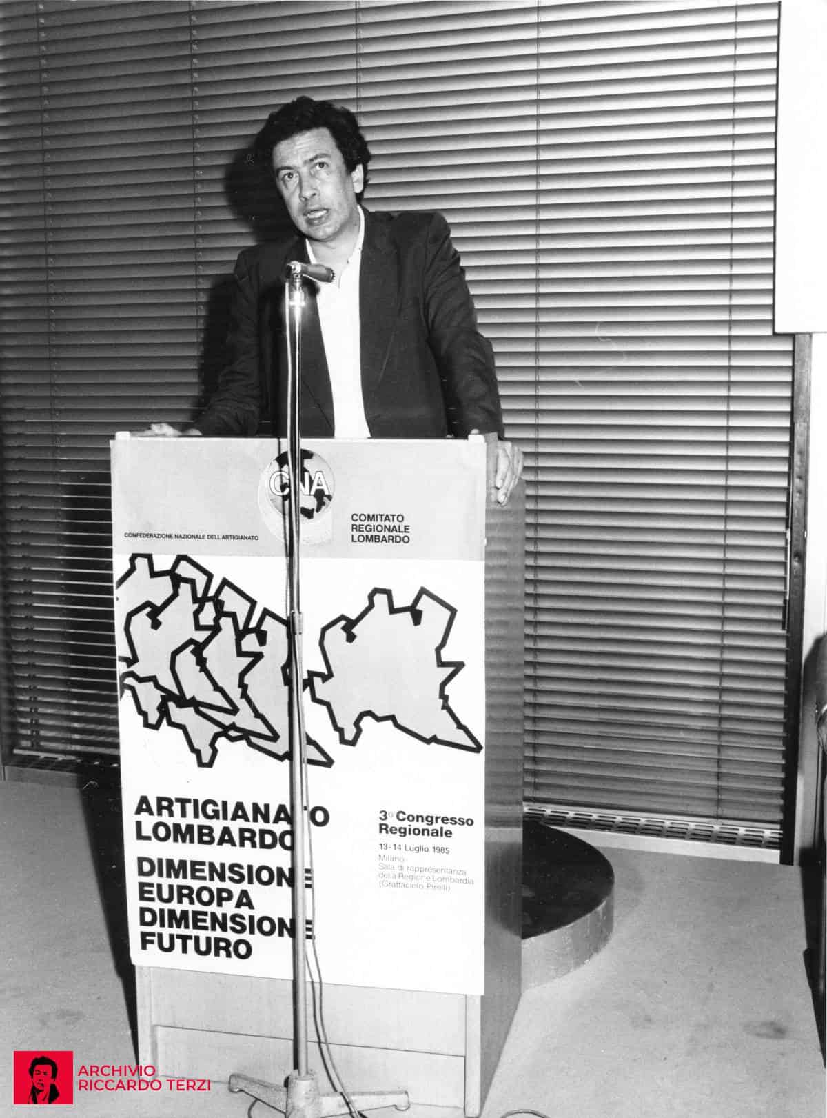 Dimensione Europa Dimensione Futuro (Milano 13 luglio 1985)