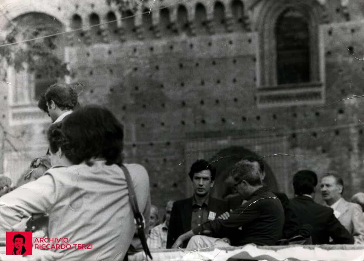 Festa Provinciale dell'Unità Milano (settembre 1975)
