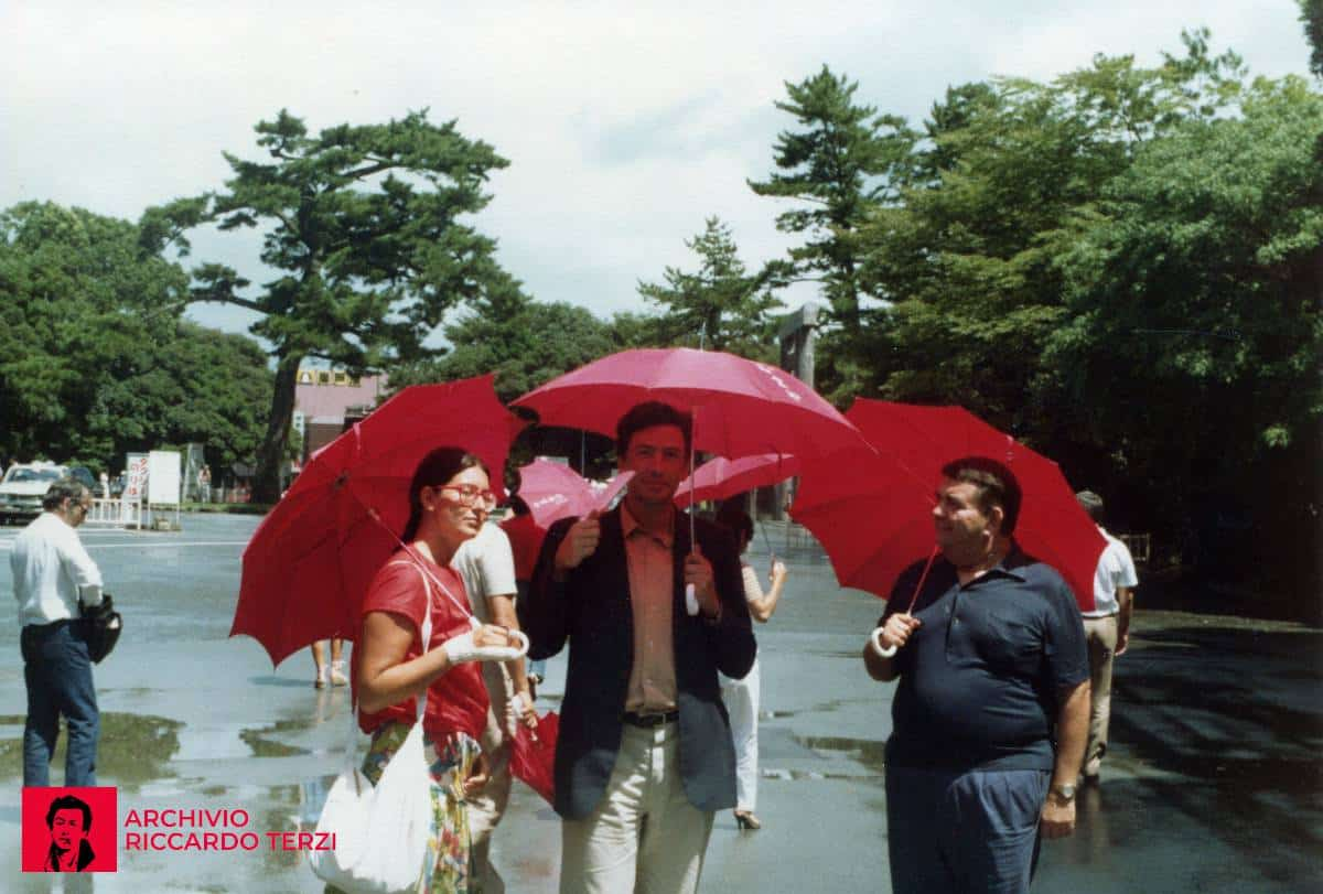 Giappone (agosto 1981)