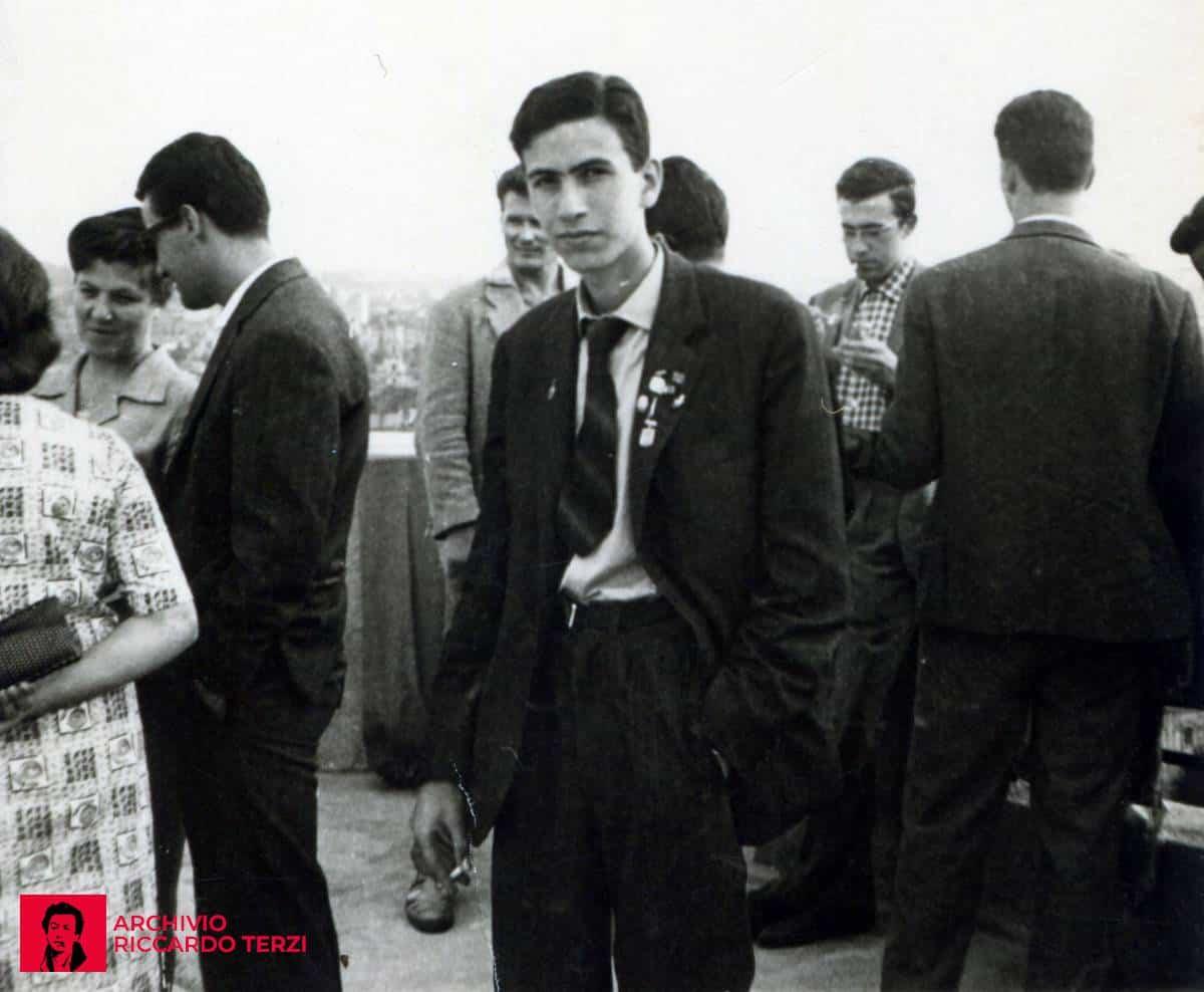 URSS - Mosca, Lituania (agosto 1962)