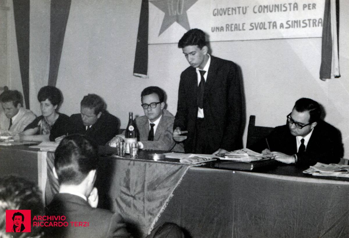 VI congresso provinciale FGCI (Bergamo 31 maggio 1962)