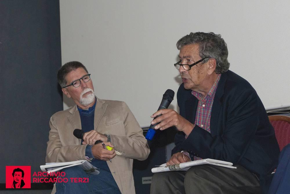 Festa LiberEtà 19 settembre 2013 - Giorgio Nardinocchi e Riccardo Terzi