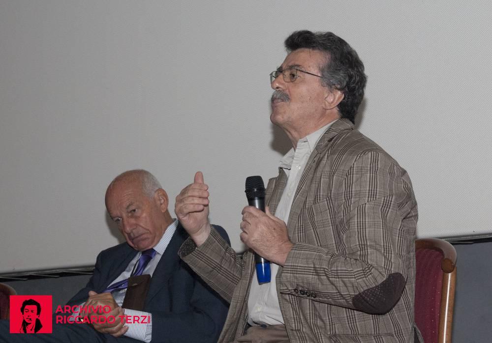Festa LiberEtà 19 settembre 2013 - Fausto Bertinotti e Gianni di Cesare