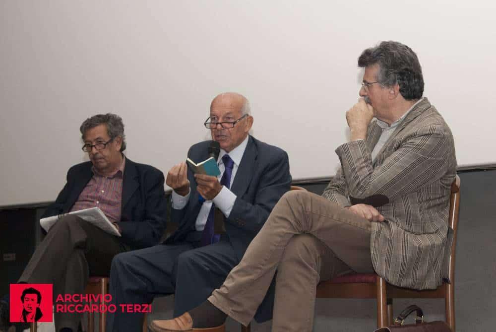 Festa LiberEtà 19 settembre 2013 - Riccardo Terzi, Fausto Bertinotti e Gianni di Cesare